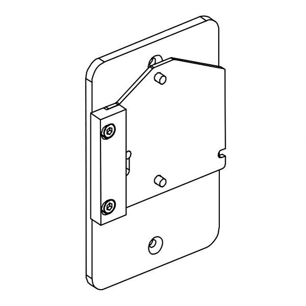 MP Compact4: Wall mount Kit