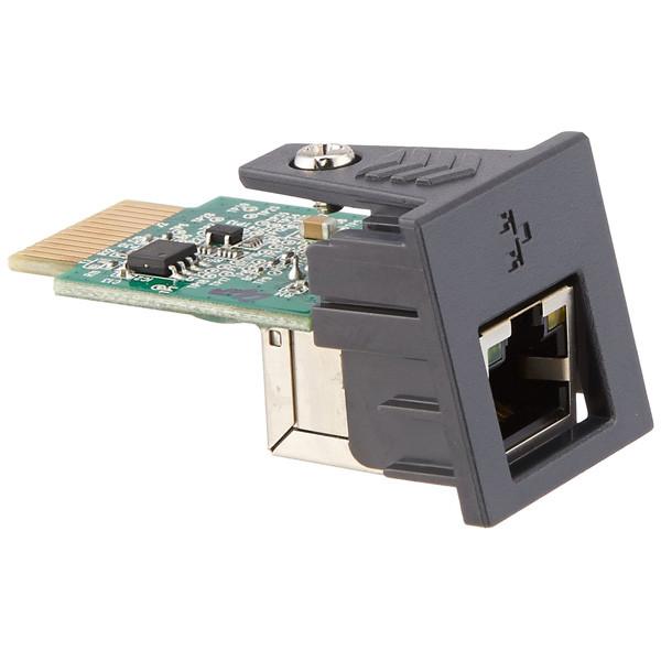 PC43: Ethernet Modul 10/100 Mbit/s