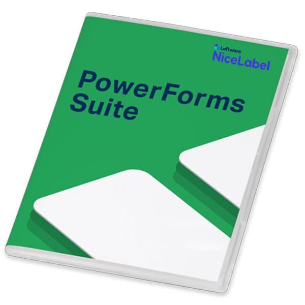 NiceLabel PowerForms Suite (5 Drucker-Lizenz)